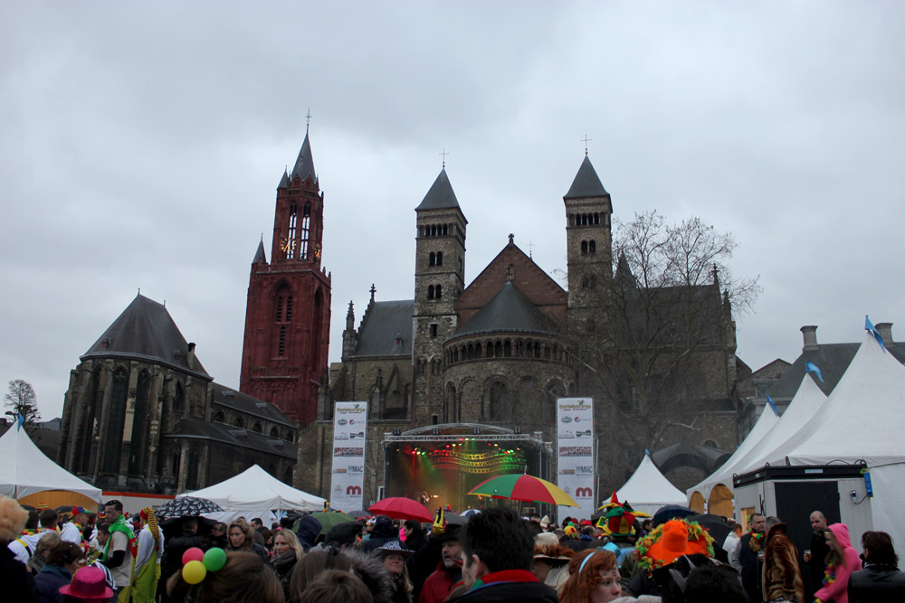 maastricht carnaval square