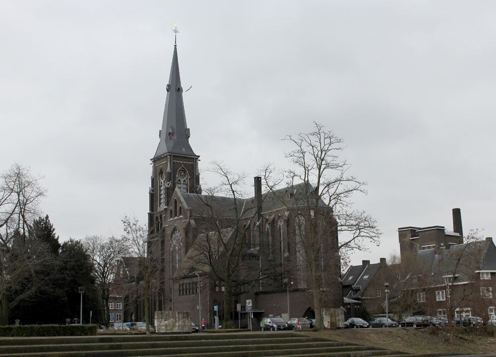 maastricht church