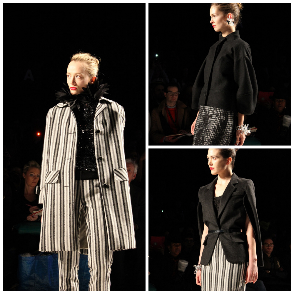 David Dixon Fall 2013 coats