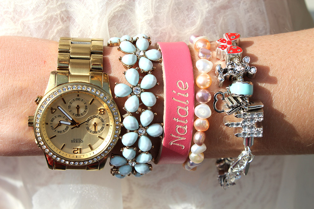 arm candy disney charm bracelet