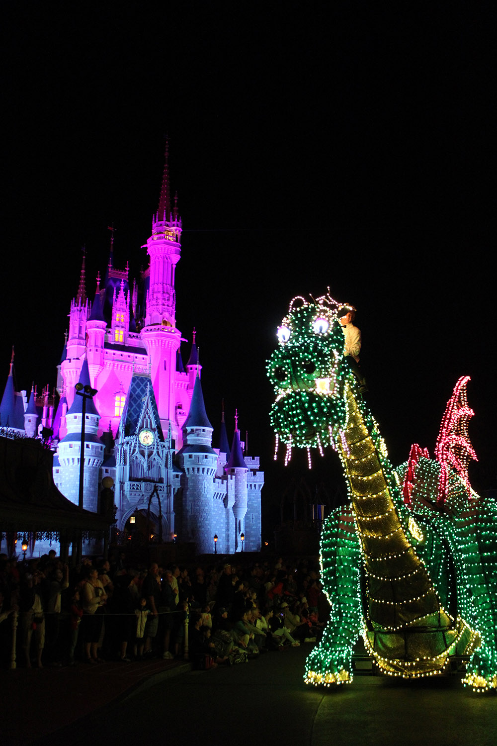 electric parade disney