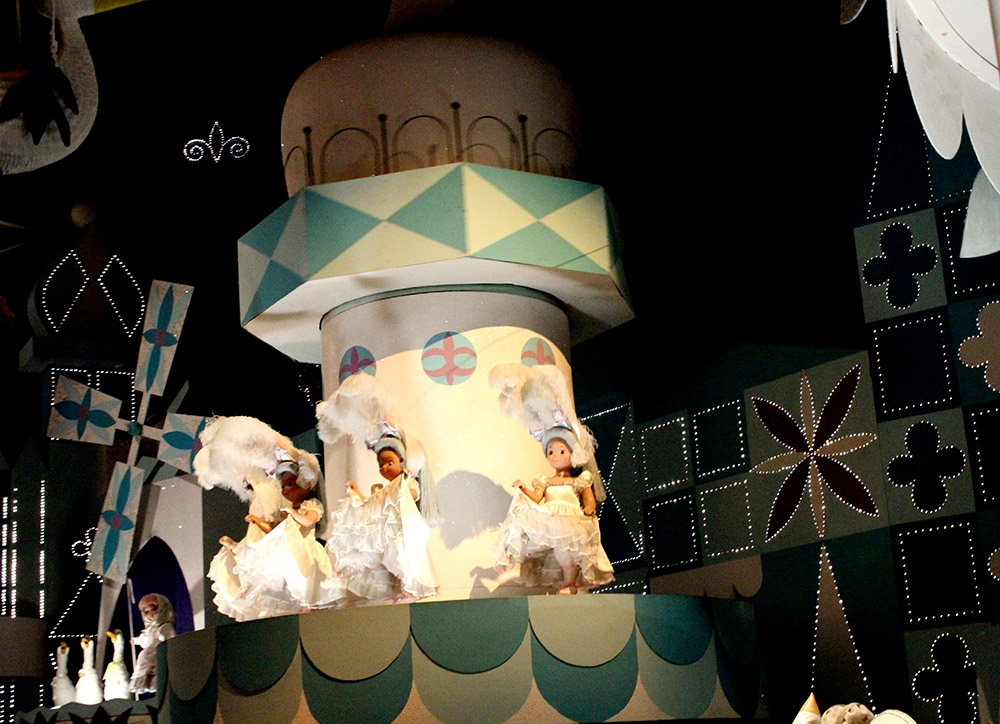 its a small world ride