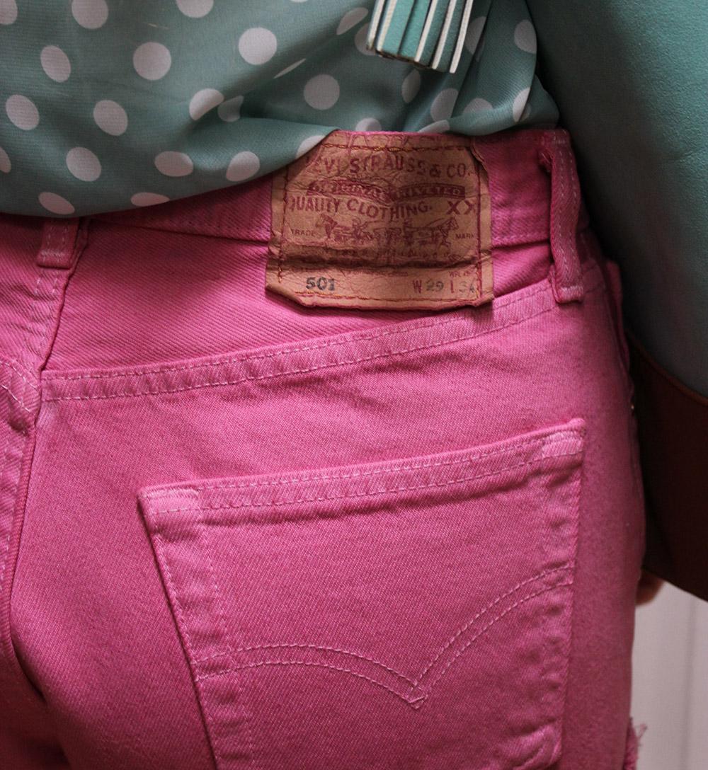 vintage levis cutoffs