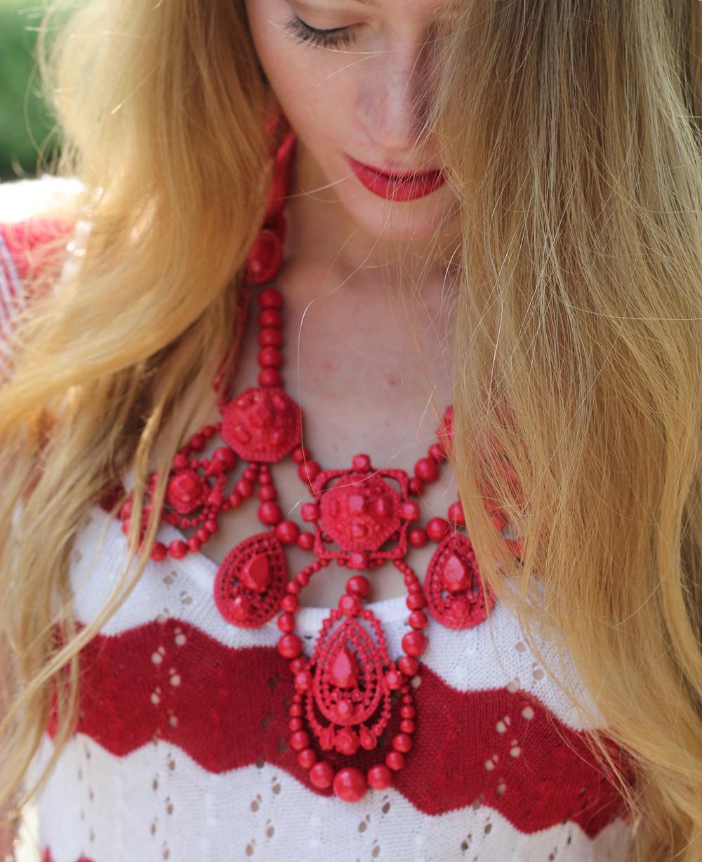 lanvin for h&m necklace