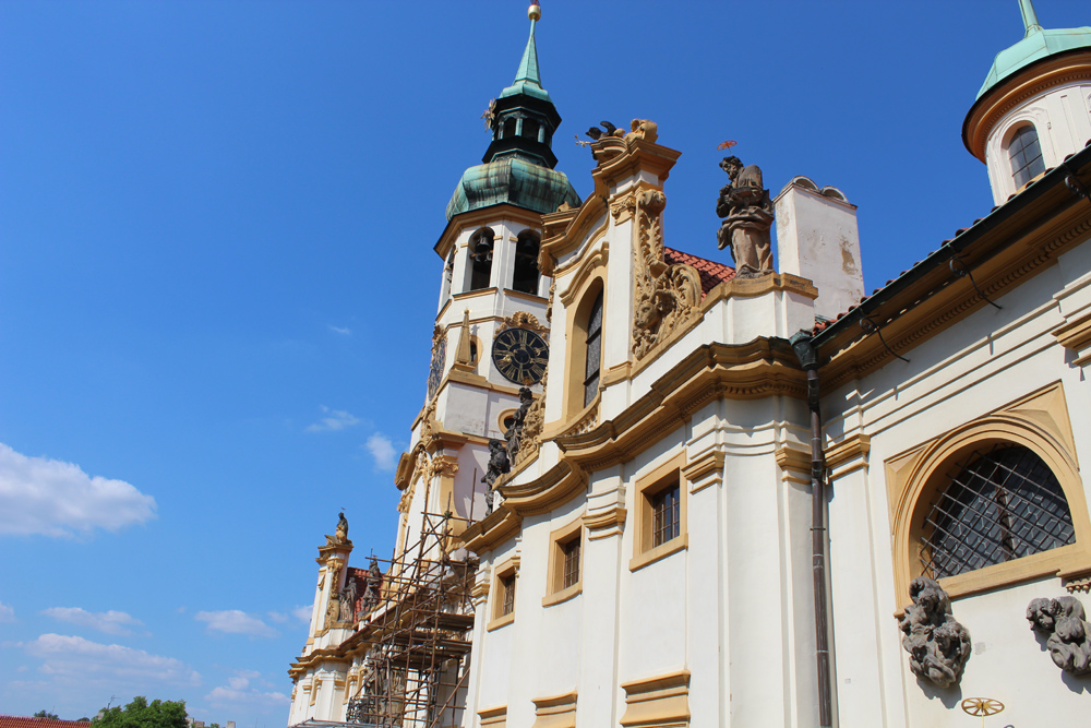 loreta monastery