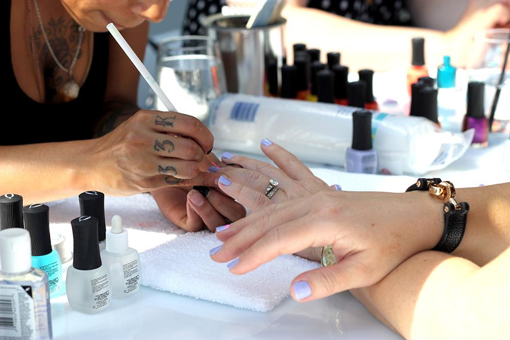 manicure event