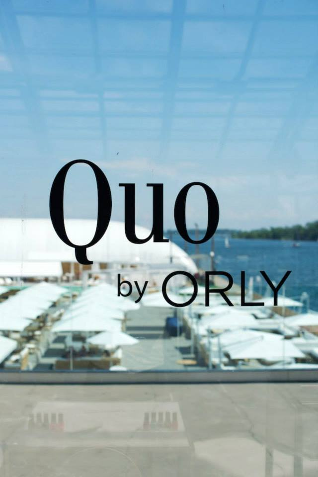 Image courtesy of Quo by Orly.