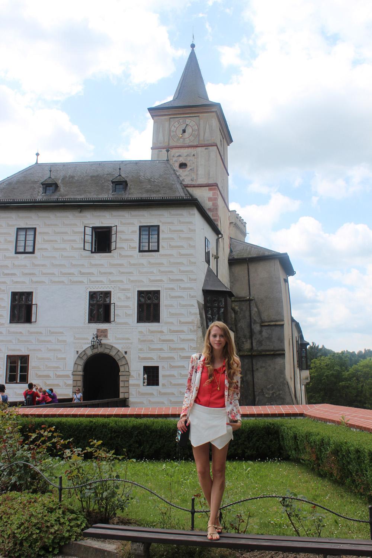 rozmberk castle