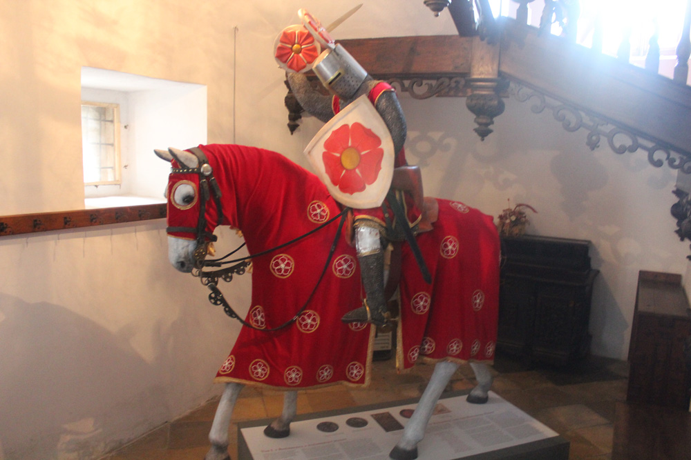 rozmberk knight
