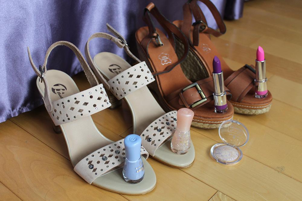 bata shoes sandals italian essence nailpolish
