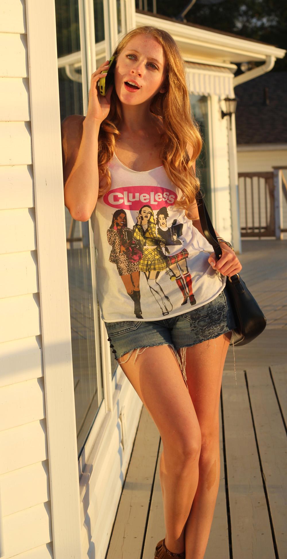 clueless shirt