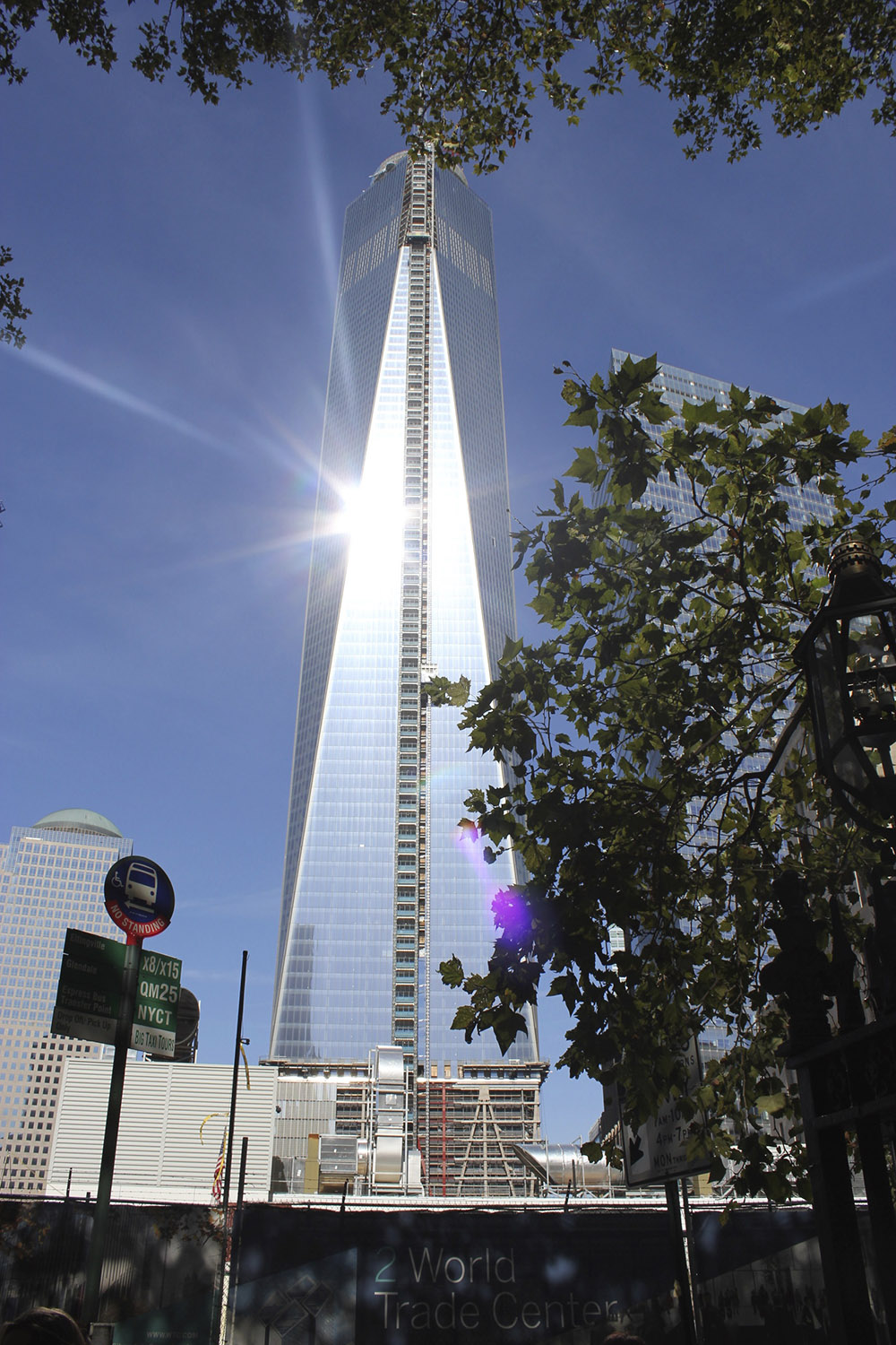 freedom tower ny