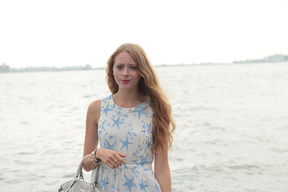 sea star dress 1