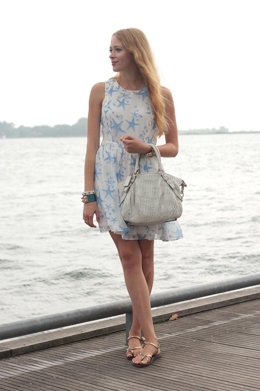 starfish dress forever 21