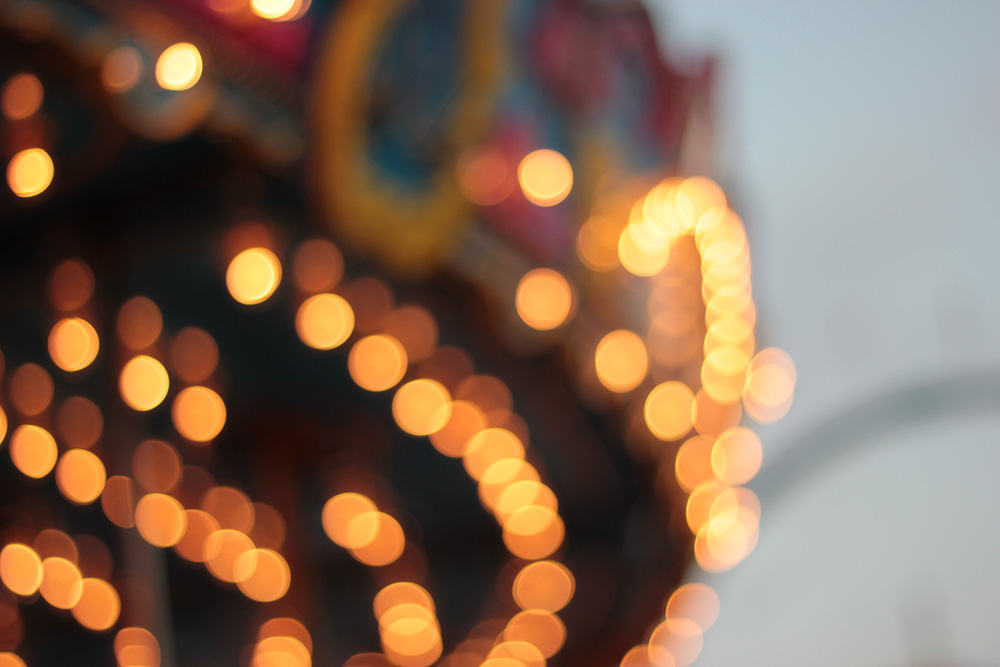 carousel lights cne