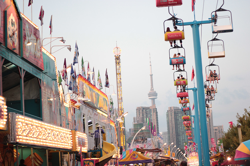 cne chairlift