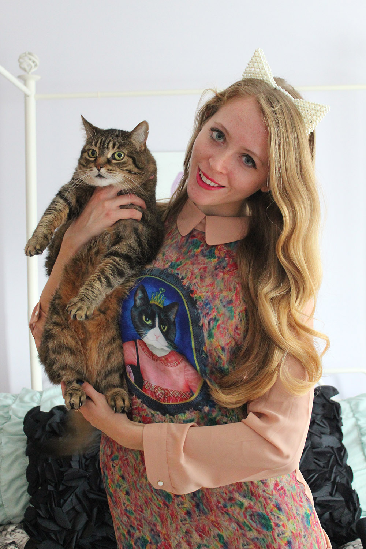 crazy cat lady 1