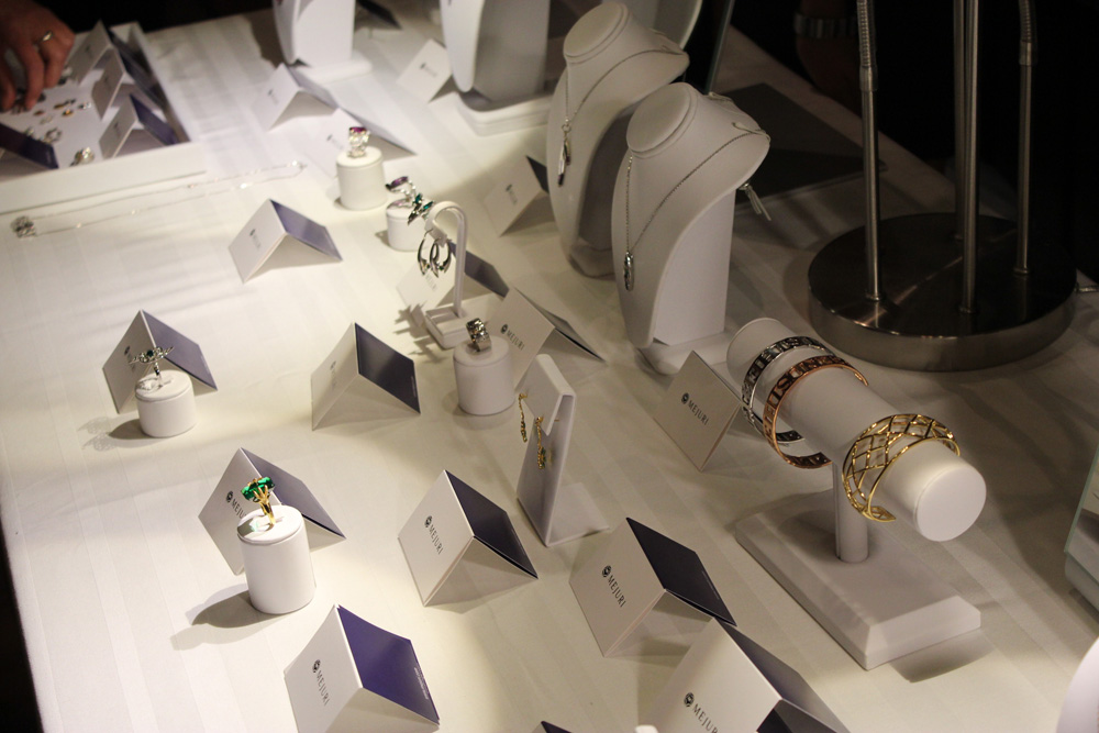 mejuri jewelry launch
