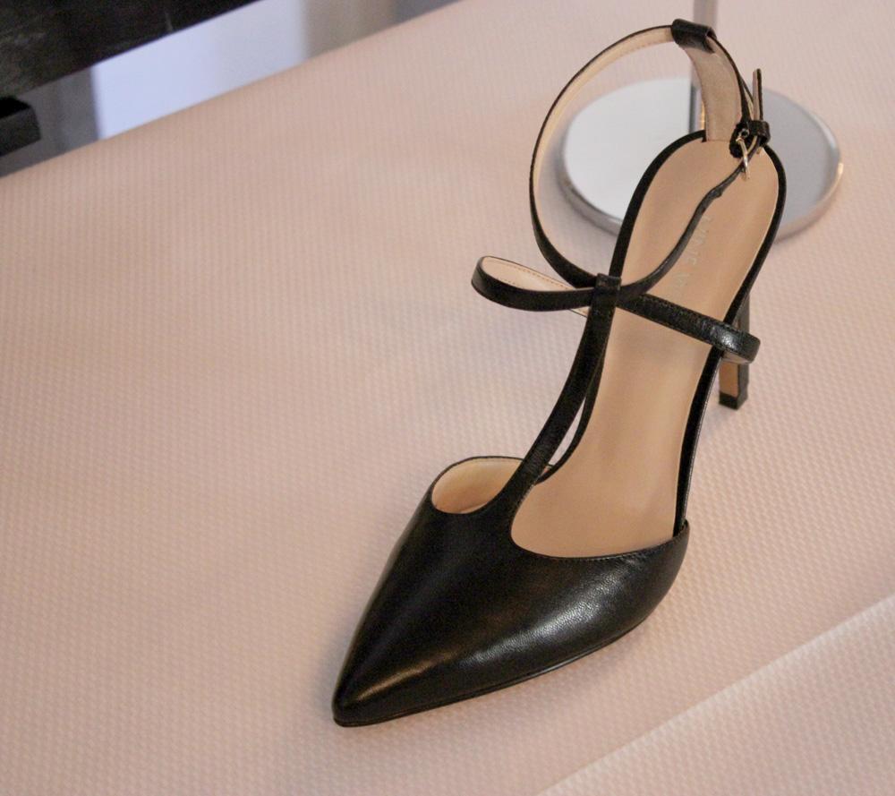 nine west spring 2014 tstrap tango shoe