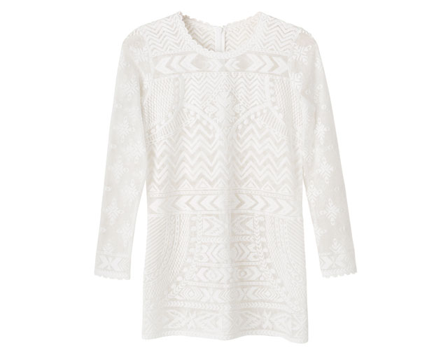 white lace isabel marant