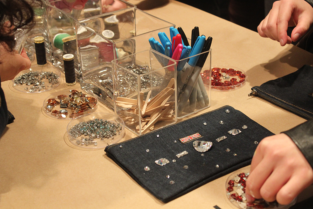 ps youre invited crafting at holt renfrew