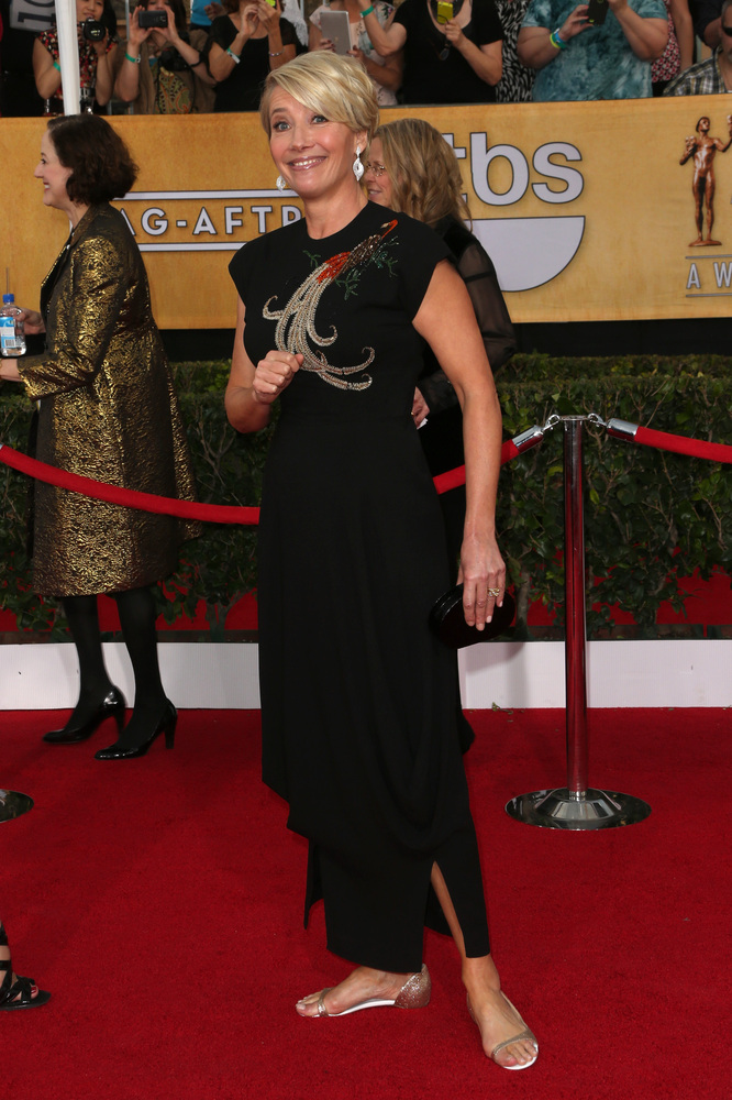 emma thompson vintage sag awards