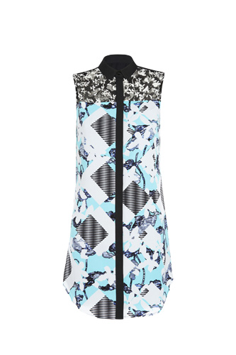 peter pilotto shirt dress