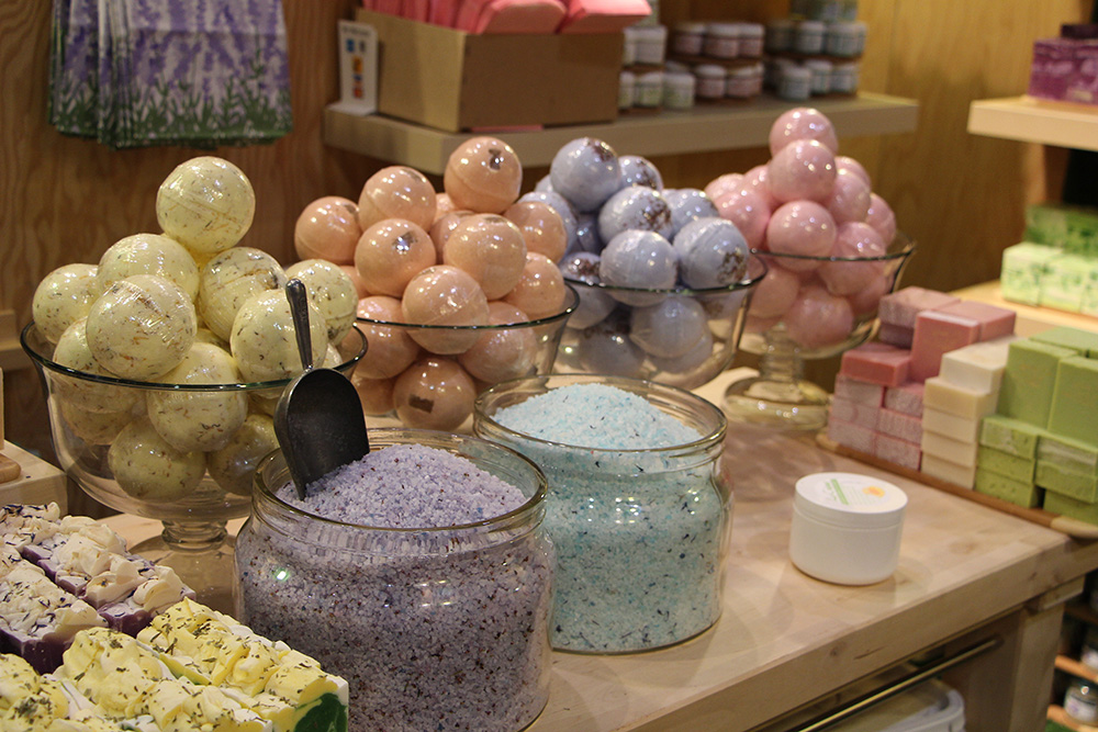 botania bath bombs