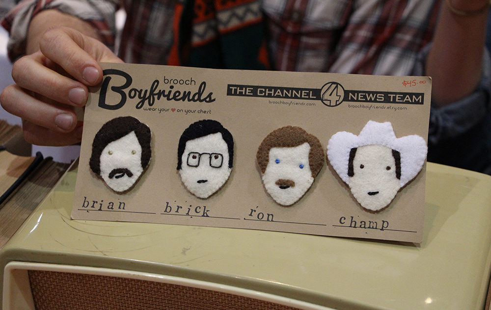 brooch boyfriends anchorman