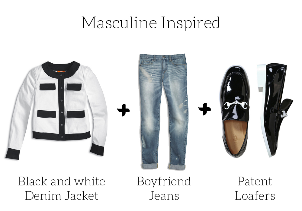joe fresh spring 2014 masculine inspired