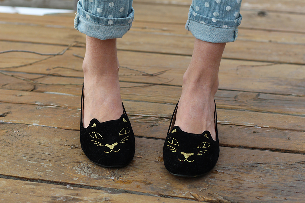 persunmall cat loafers charlotte olympia