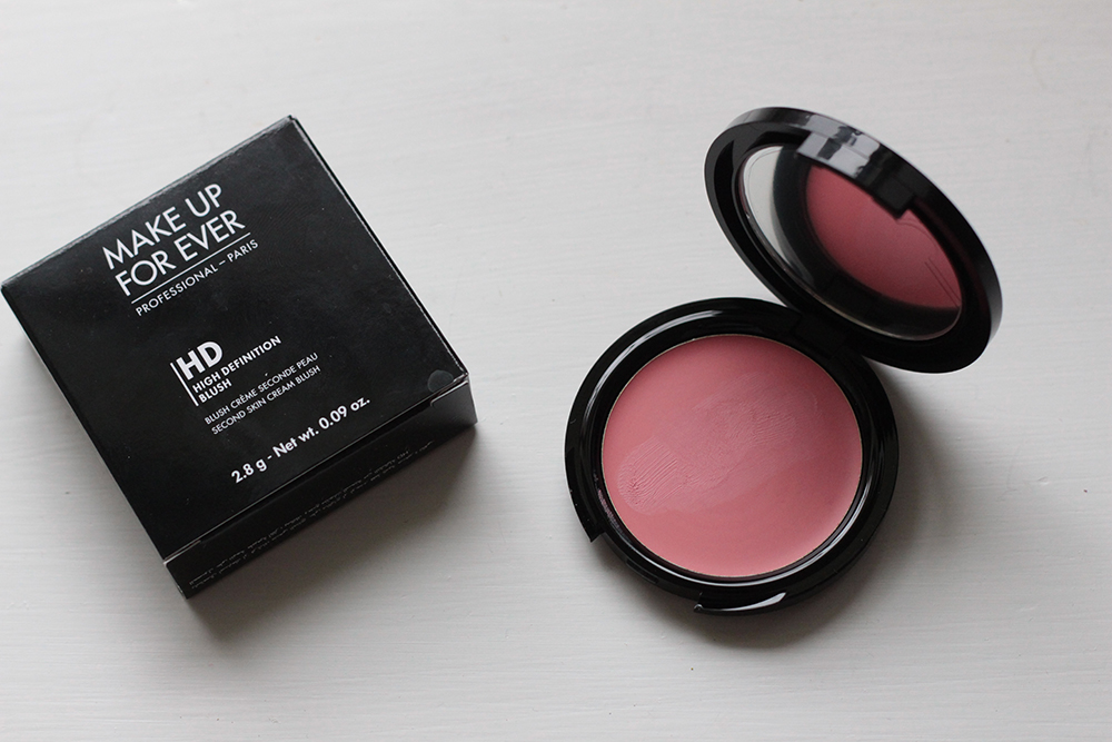 make up for ever hd blush #330