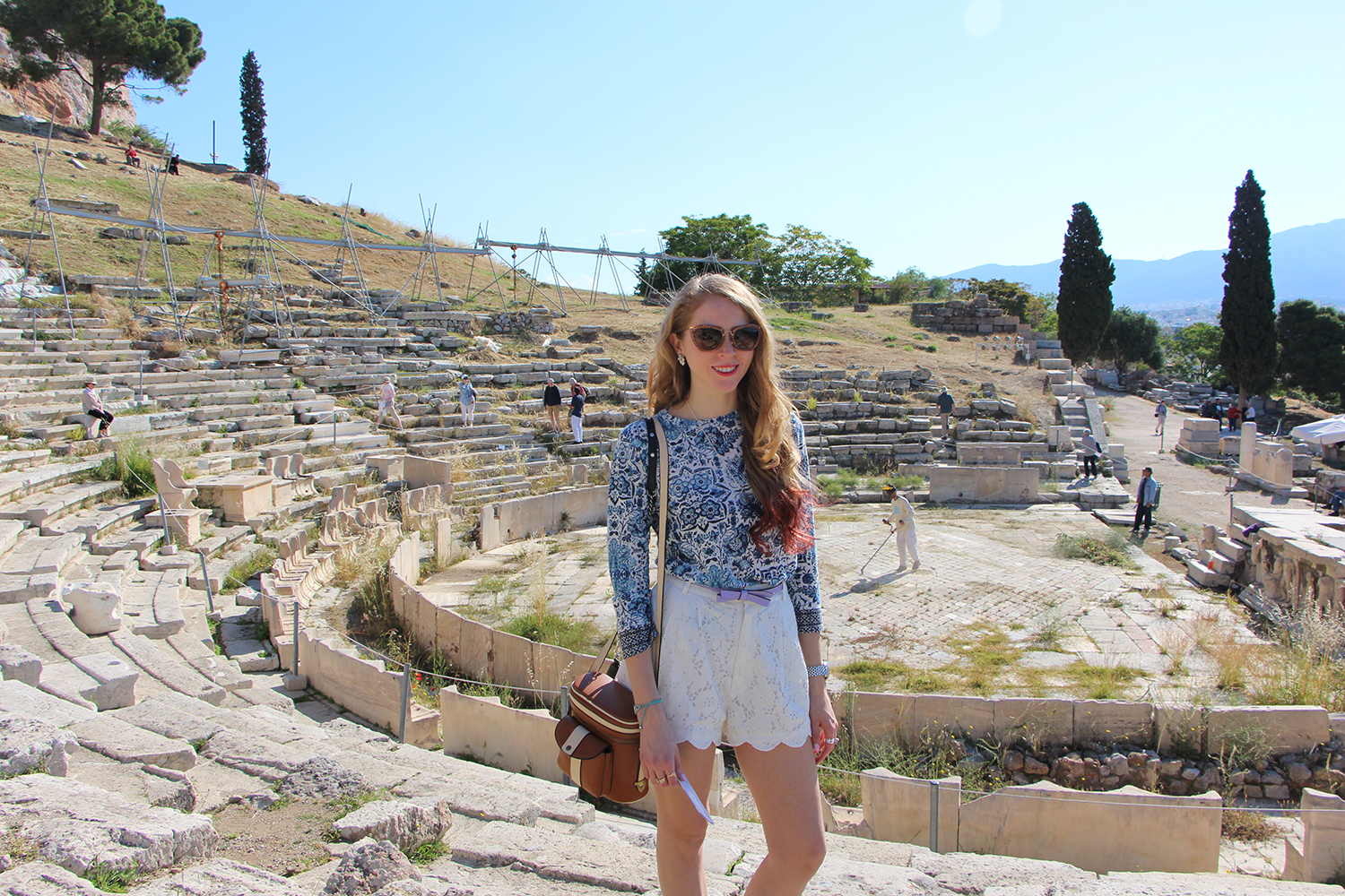 theatre of dionysus acropolis