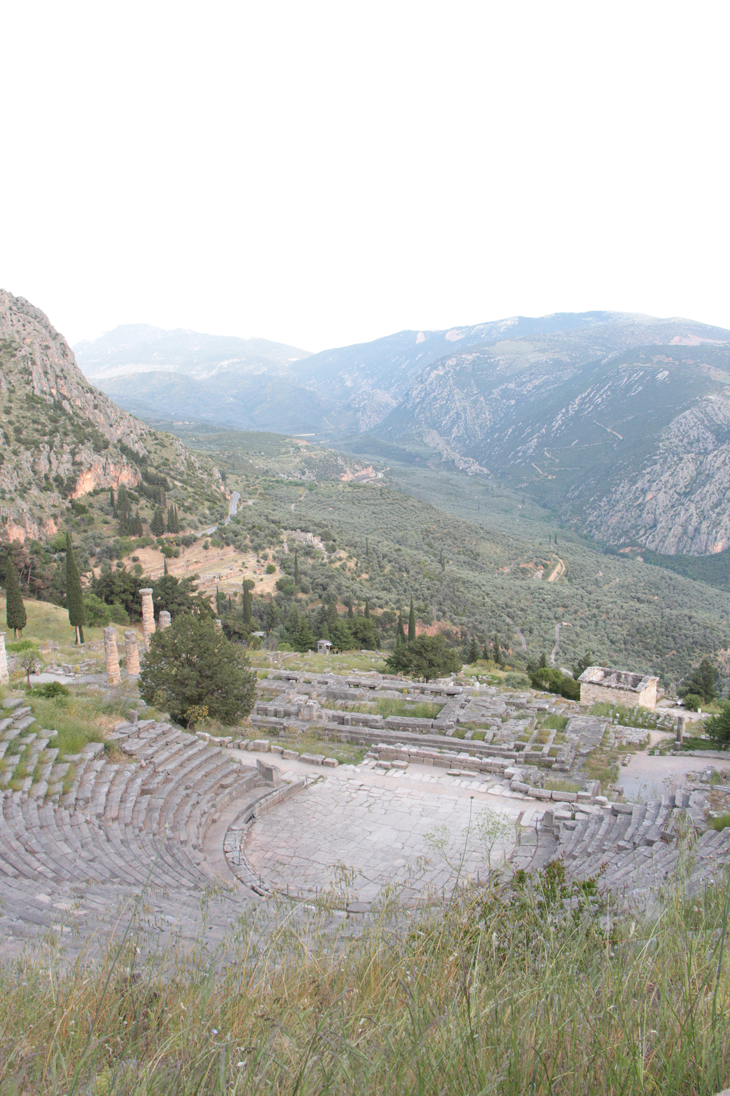 delphi theatre