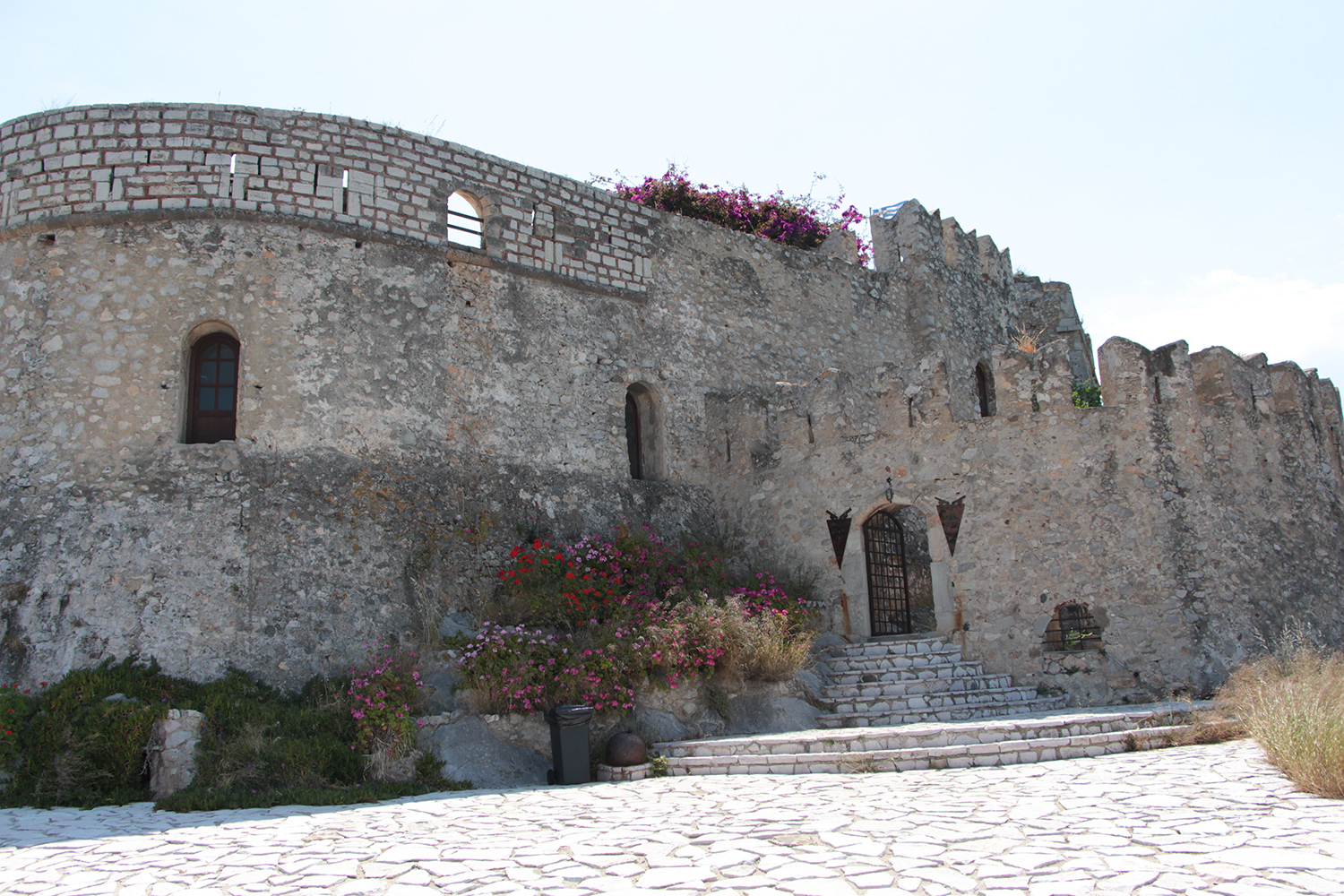 nafplio greece bourtzi