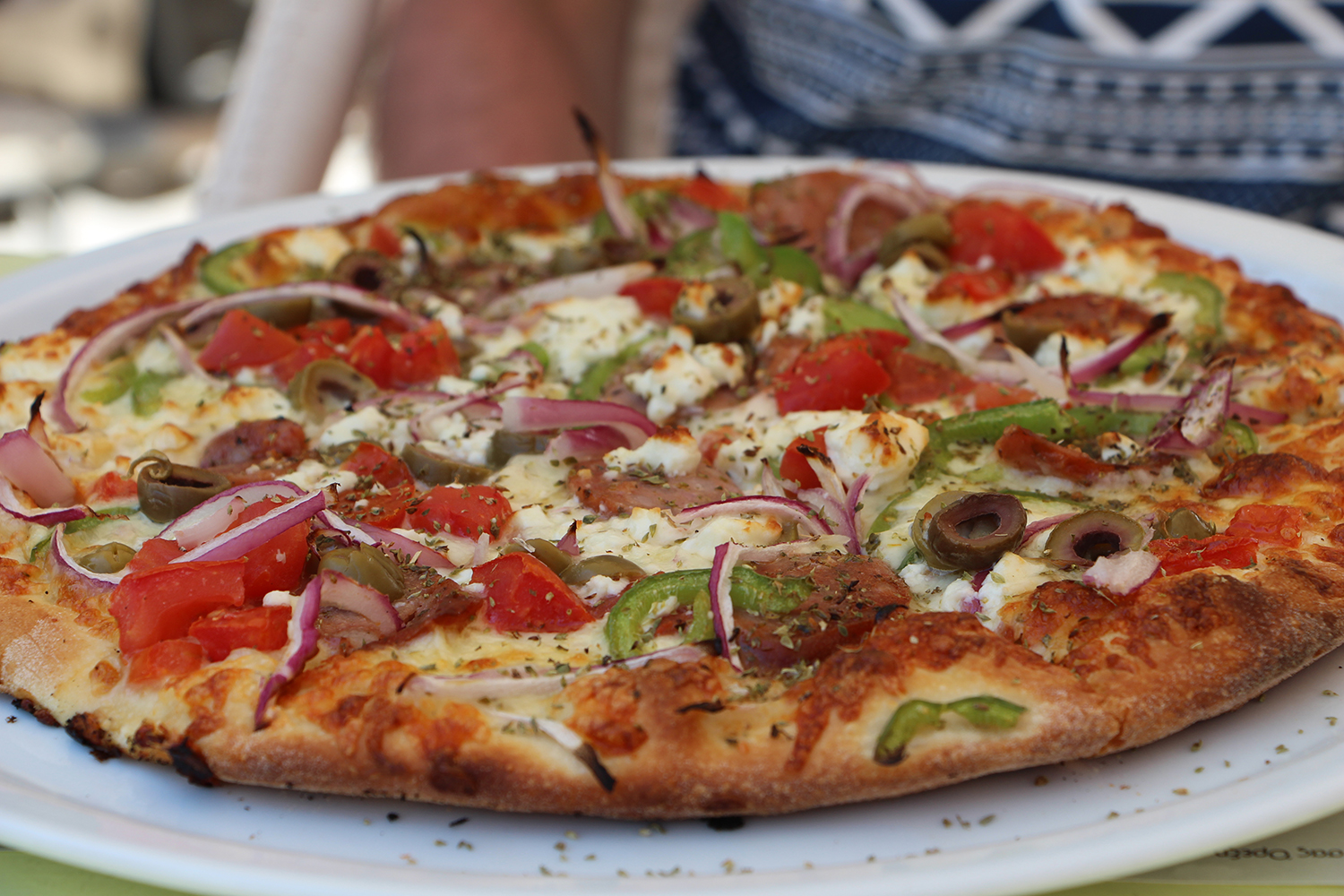 nafplio greece restaurants alpha pizza greek