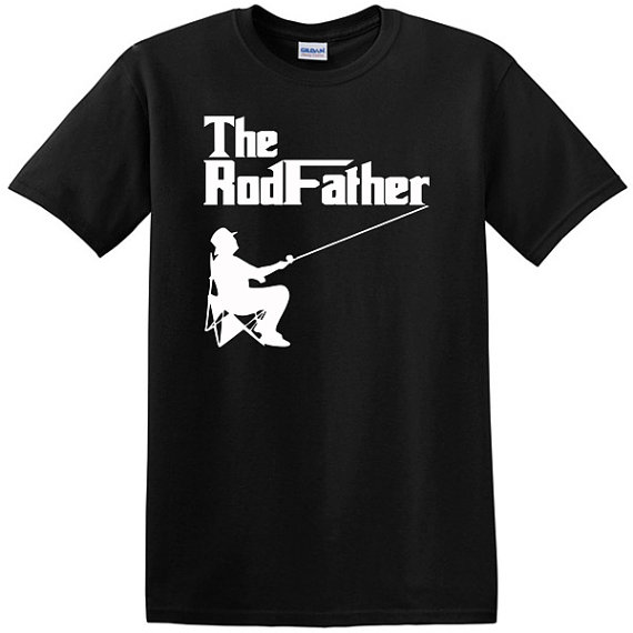 rodfather father's day tshirt