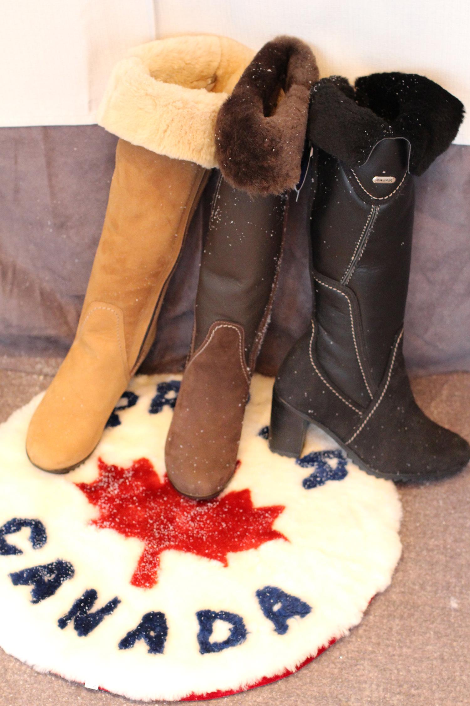 pajar ladies winter boots