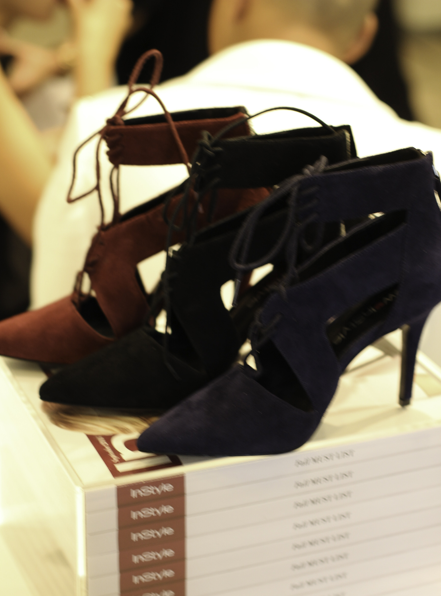 nine west instyle fall 2014 bootie