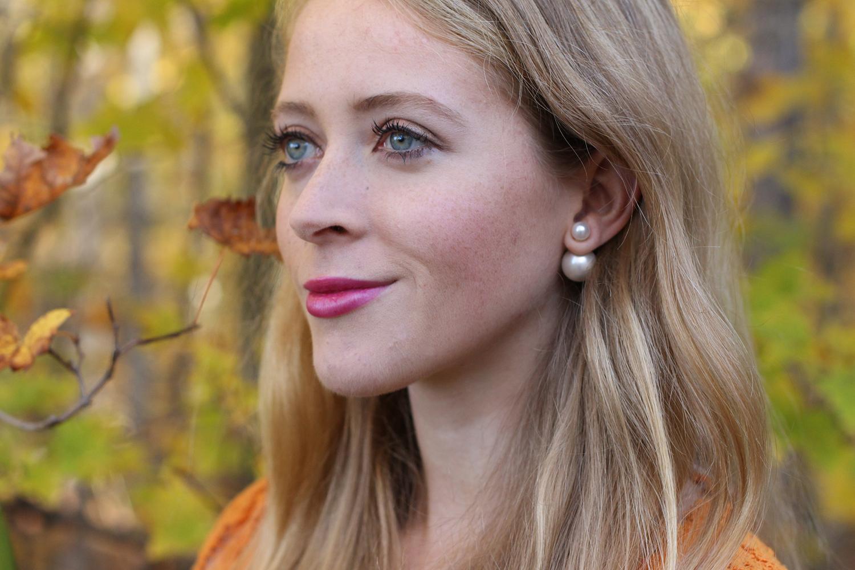 forever 21 pearl earrings