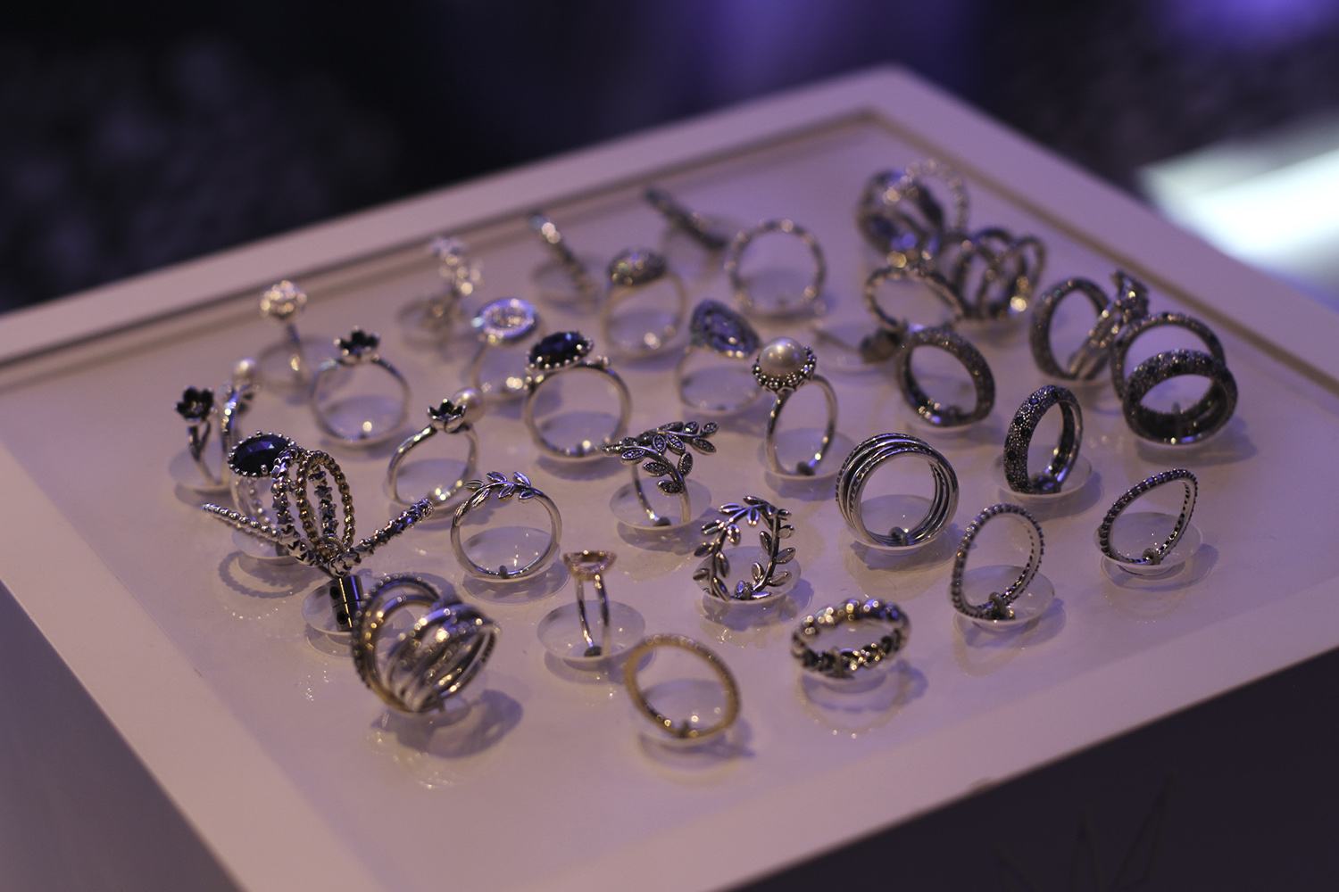 pandora rings winter 2014