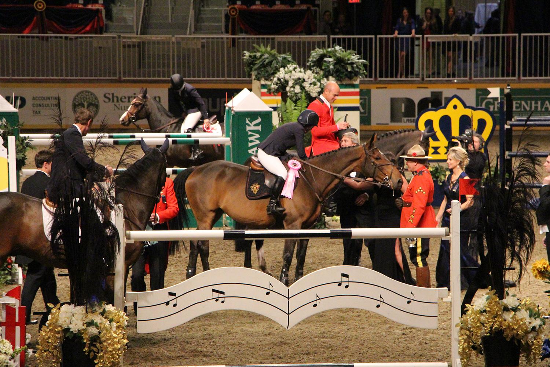 royal winter fair horse show 1