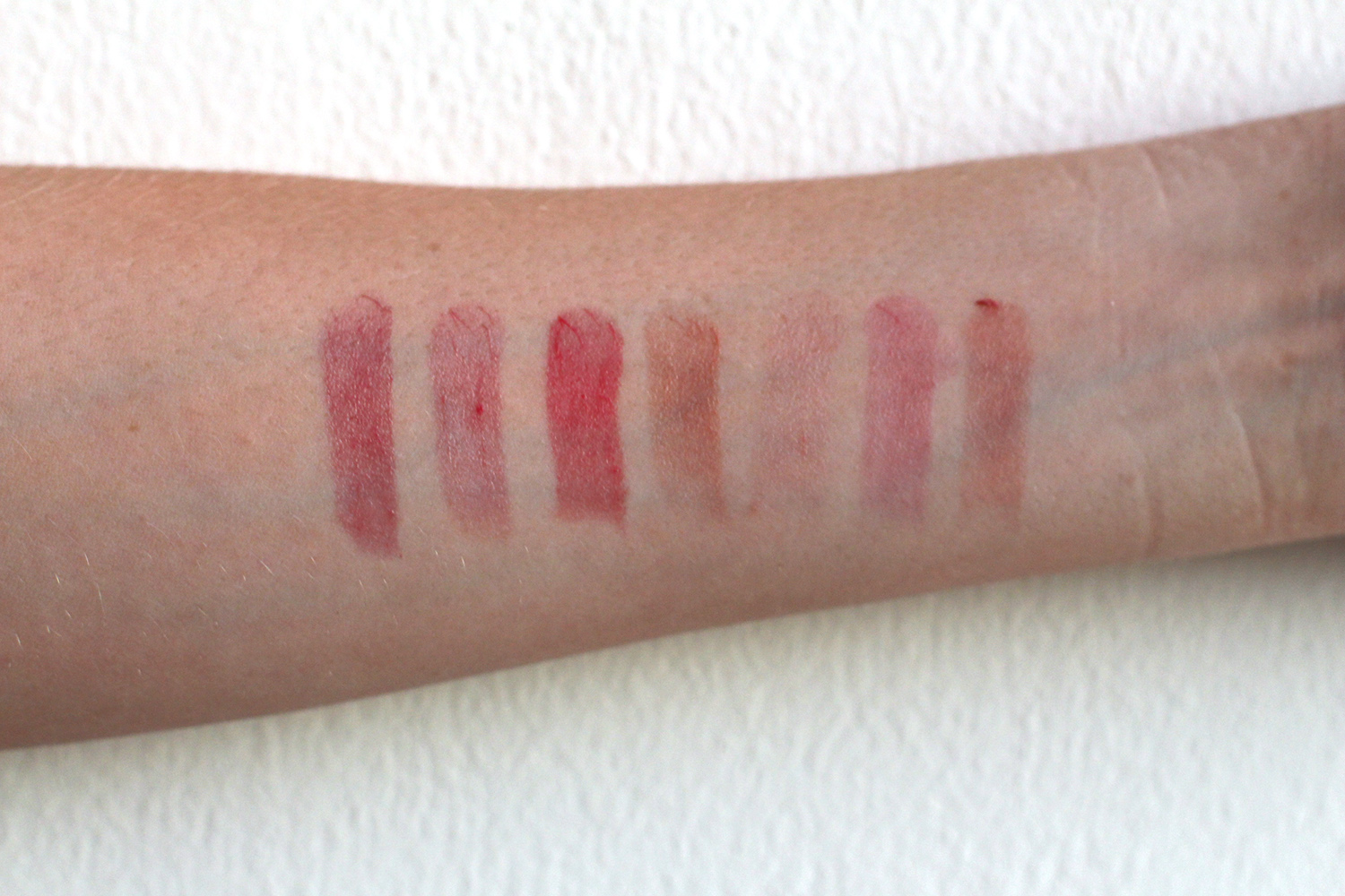 fresh sugar lip legends swatches