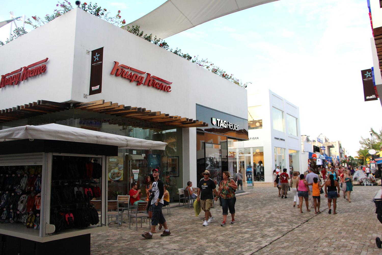 shopping in playa del carmen fifth