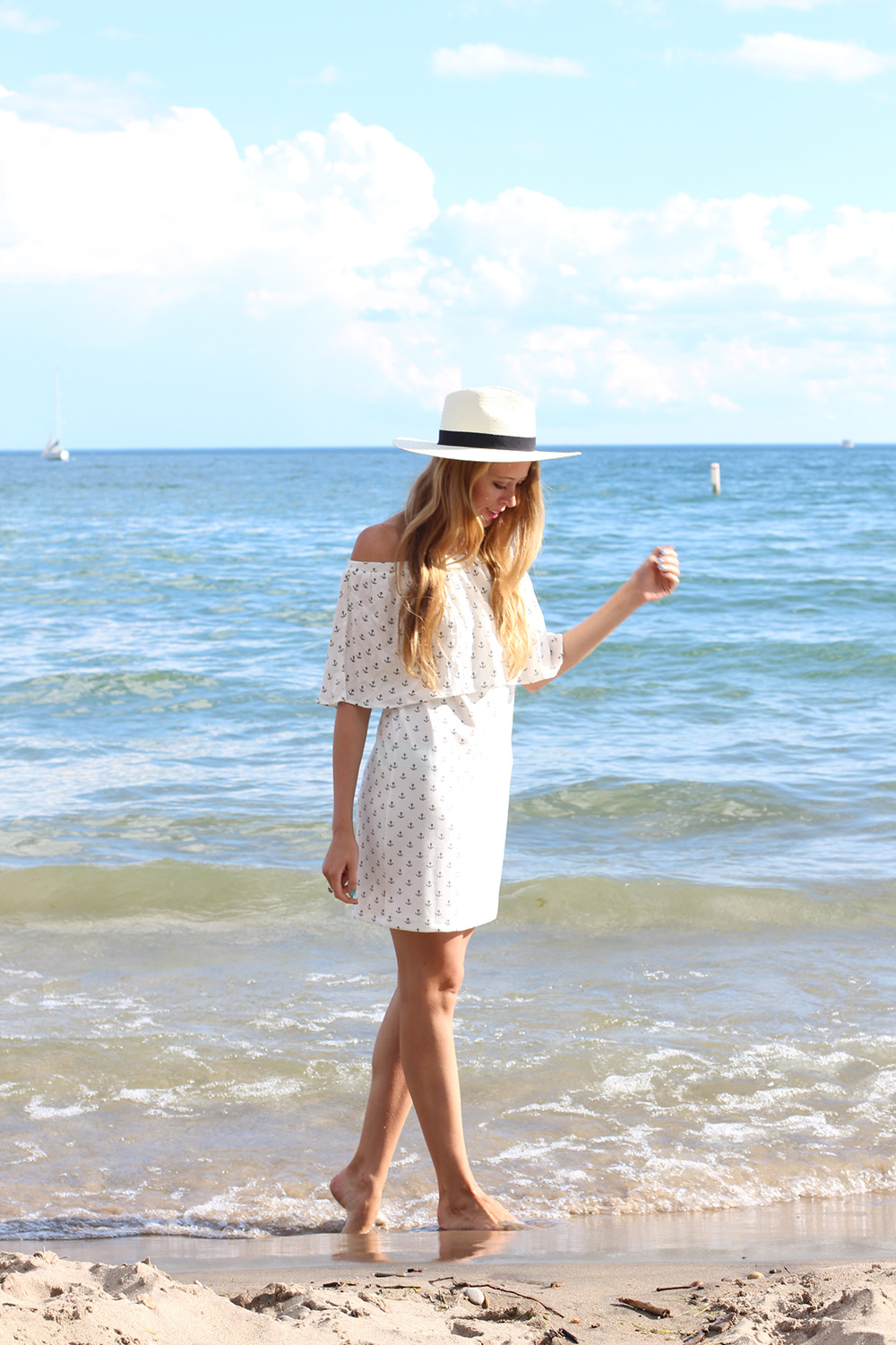 beach outfit zara dress