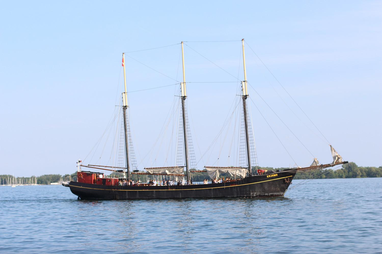 kajama boat