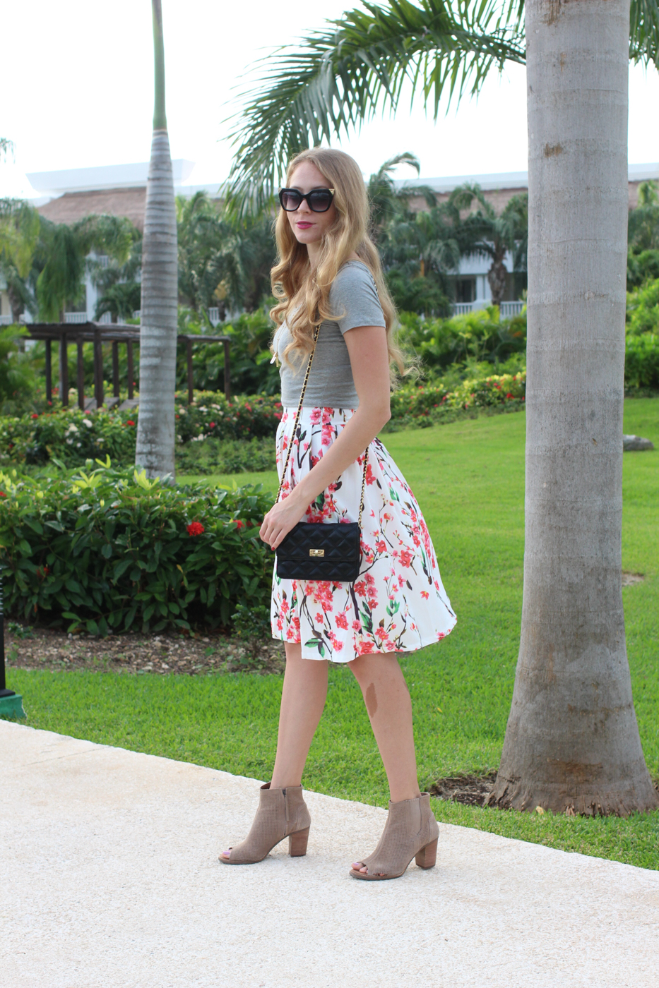 floral midi skirt (3 of 6)