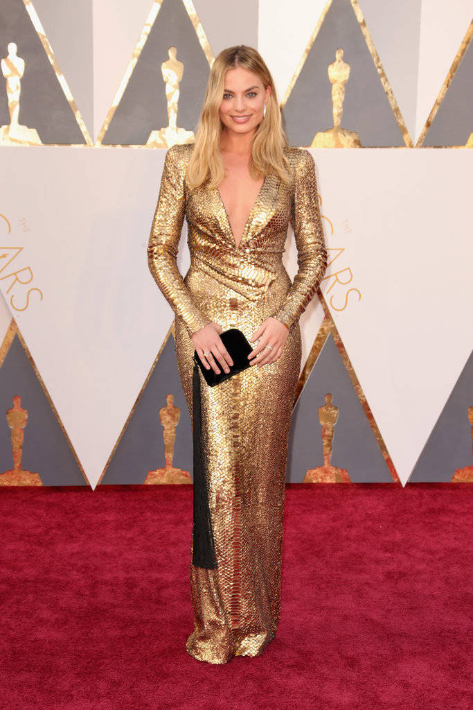 oscars 2016 margot robby