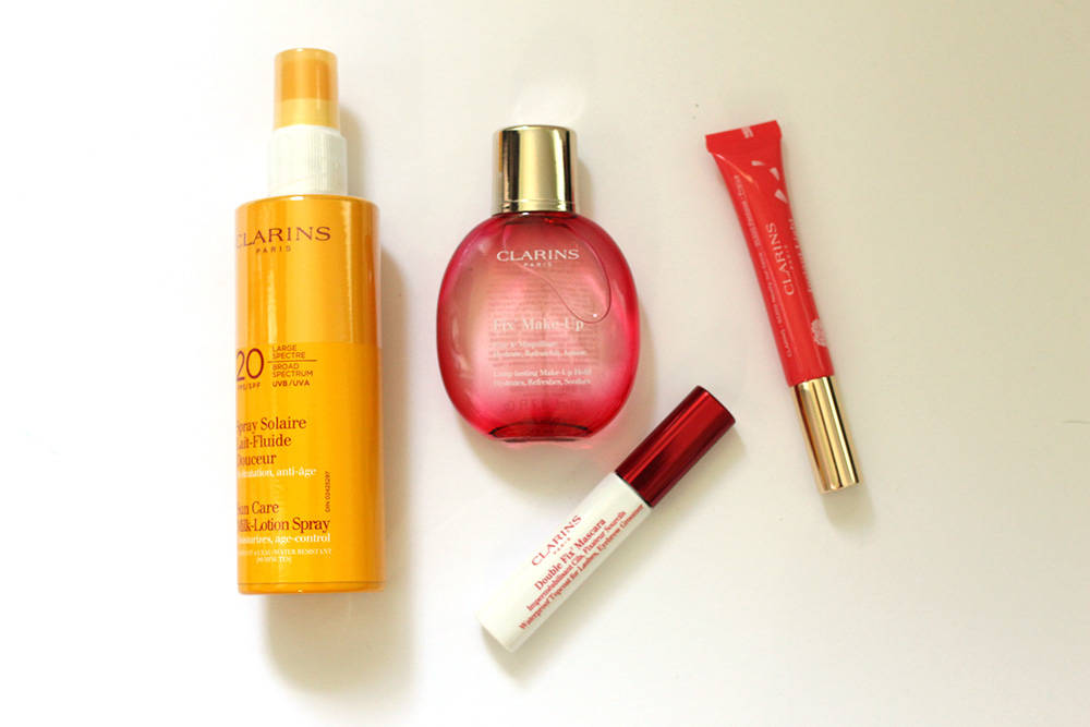 clarins summer 2016 beauty