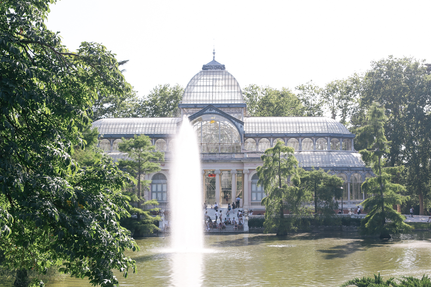 madrid palacio de cristal (8 of 8)